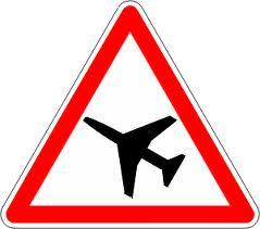 Traversée d'avion