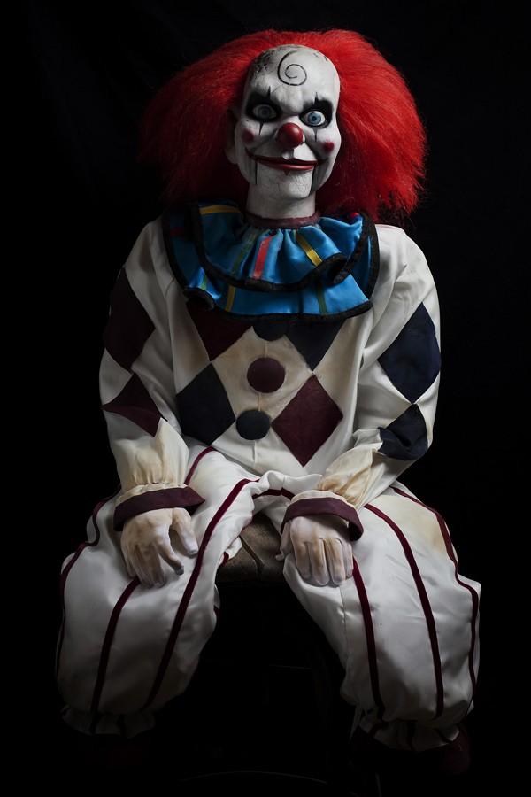 Dead Silence Clown Doll